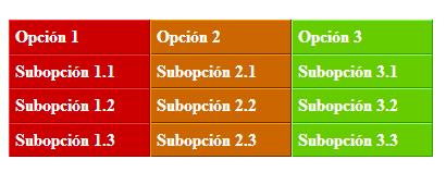 jquery_ejemplo_menu