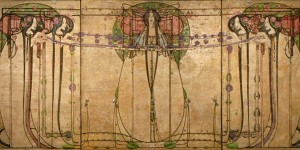 Margaret Macdonald, The May Queen.